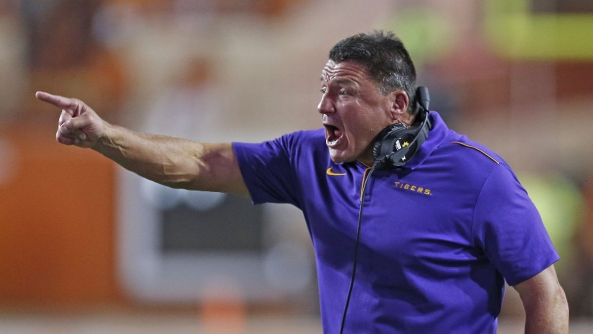 Florida vs. LSU Betting Odds & Pick: Can the Gators Handle Death Valley at Night? article feature image