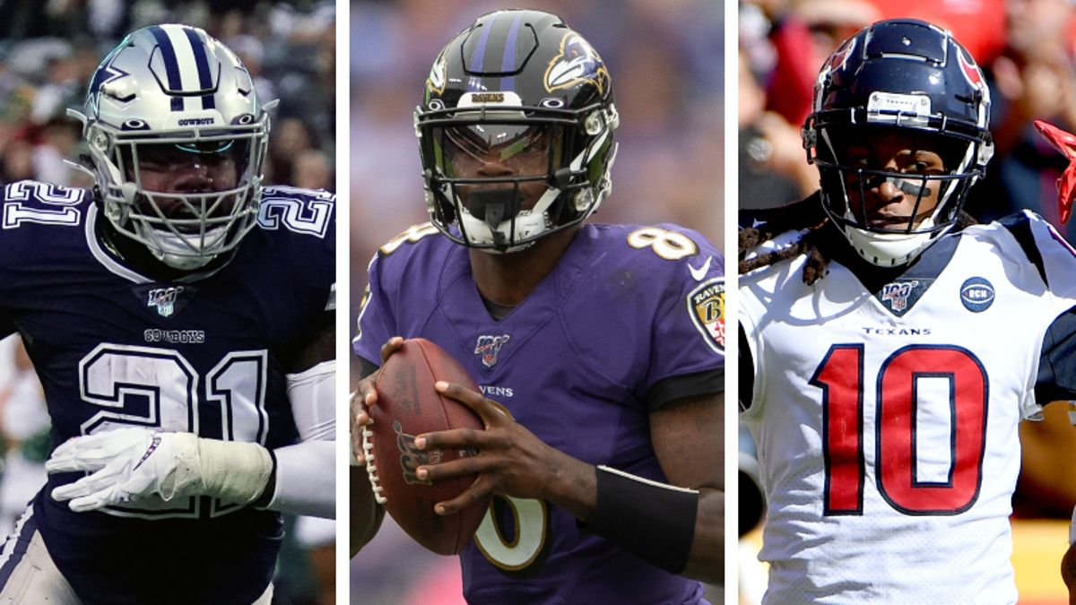 Koerner's Week 7 Fantasy Football Tiers: Ranking QBs, RBs, WRs, TEs & More article feature image