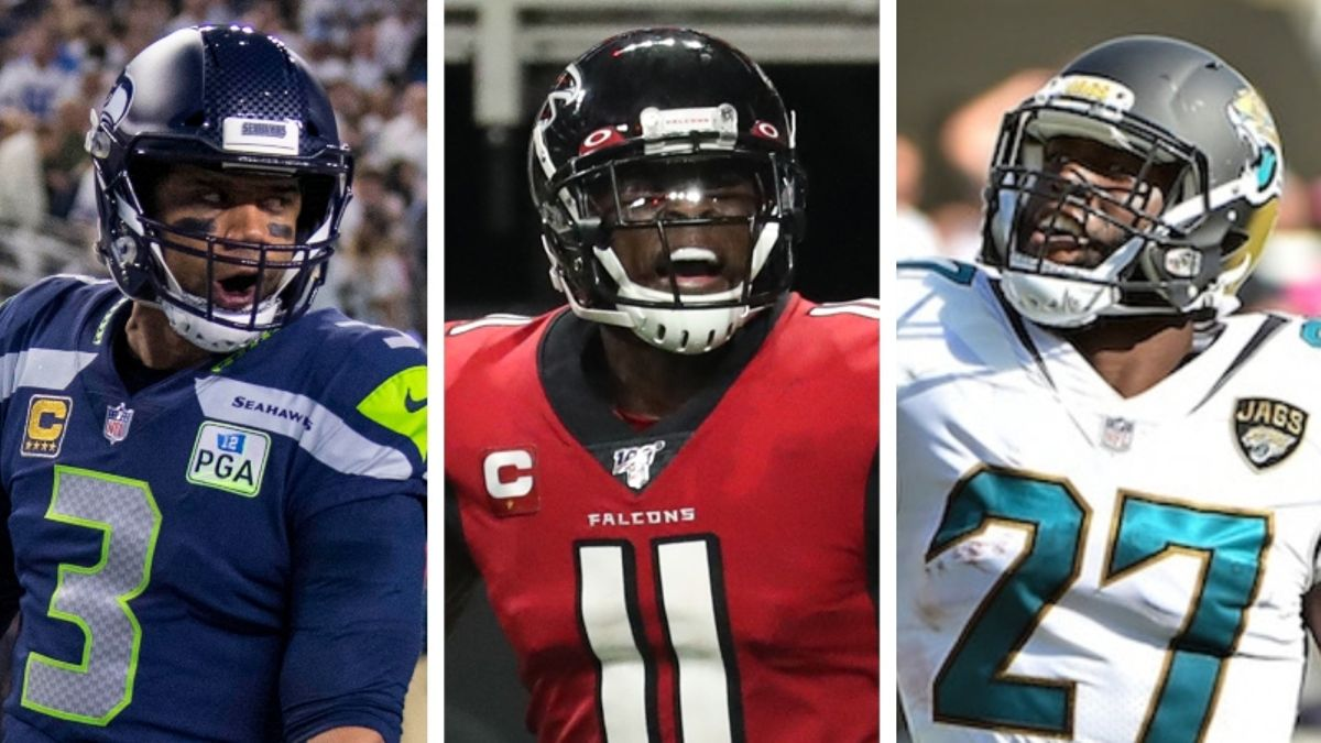 Week 7 Fantasy Football Rankings for Every Position: PPR, Standard, Half PPR article feature image