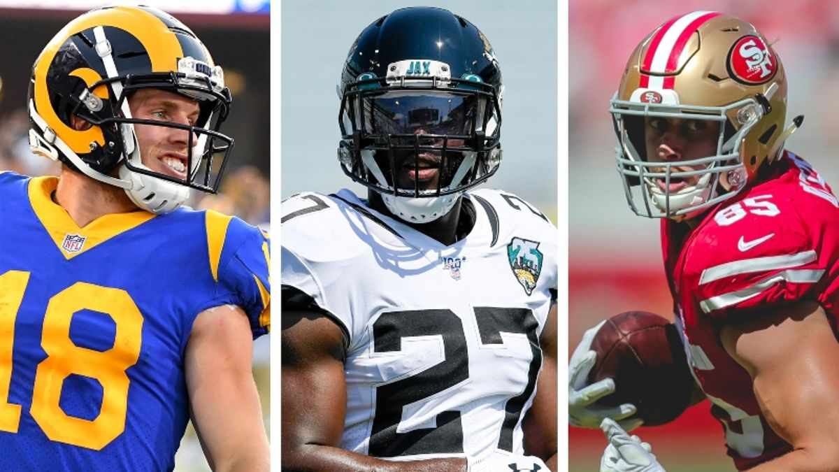 Week 8 Fantasy Football Rankings for Every Position: PPR, Standard, Half PPR article feature image