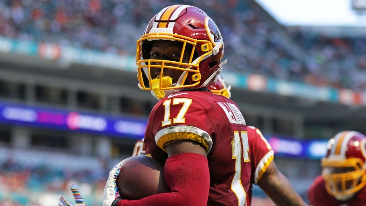 Koerner: Fantasy Football Start/Sit Strategy for Redskins-Vikings article feature image