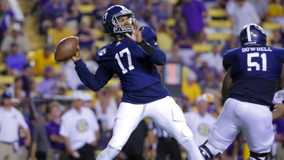 Georgia Southern vs. South Alabama Odds, Preview: Two Bad Offenses Meet article feature image
