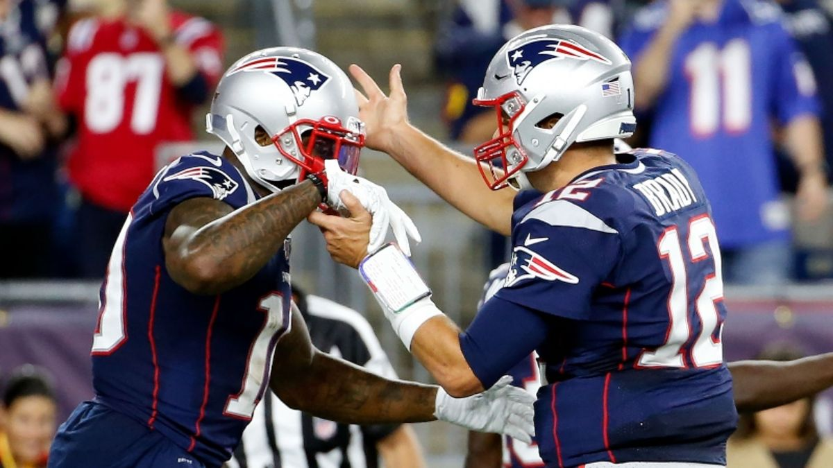 Giants vs. Patriots Odds, Picks & Thursday Night Football Betting Predictions article feature image