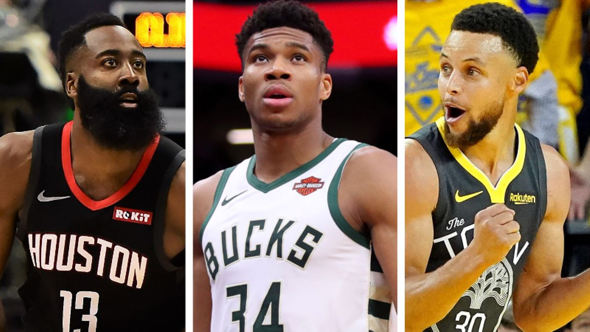 Our Staff's Favorite NBA MVP Bets: Is Giannis Antetokounmpo the Inevitable Choice? article feature image