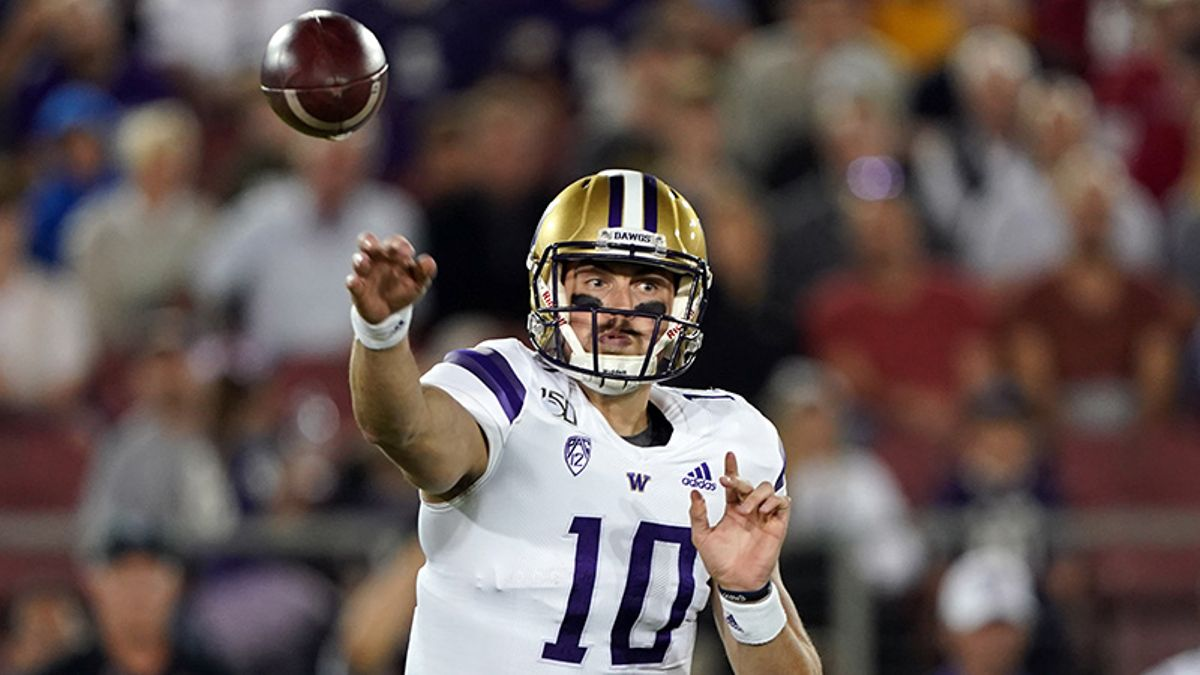 Washington vs. Arizona Picks, Odds & Predictions: Let's Bet Pac-12 After Dark article feature image