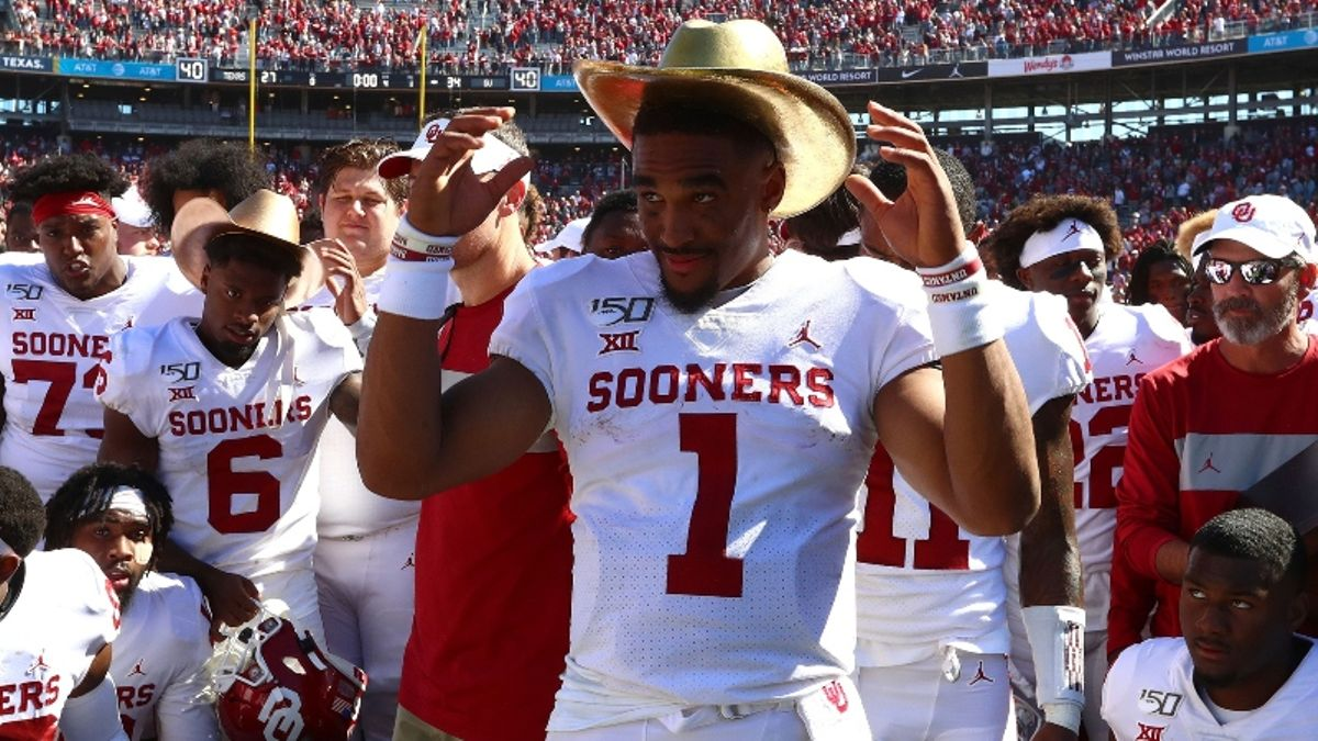 West Virginia at Oklahoma Betting Odds, Picks: Can Sooners Cover This Huge Spread? article feature image