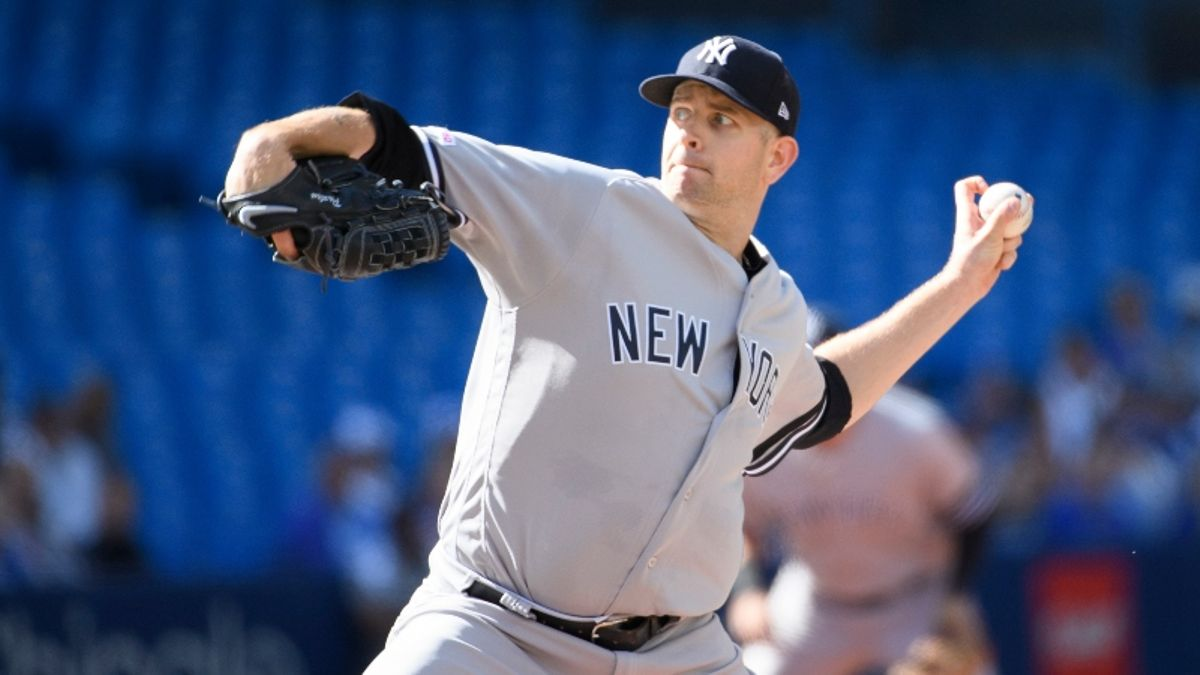 Twins-Yankees Betting Predictions, Picks & Odds: Trust the Yanks in Game 1? article feature image