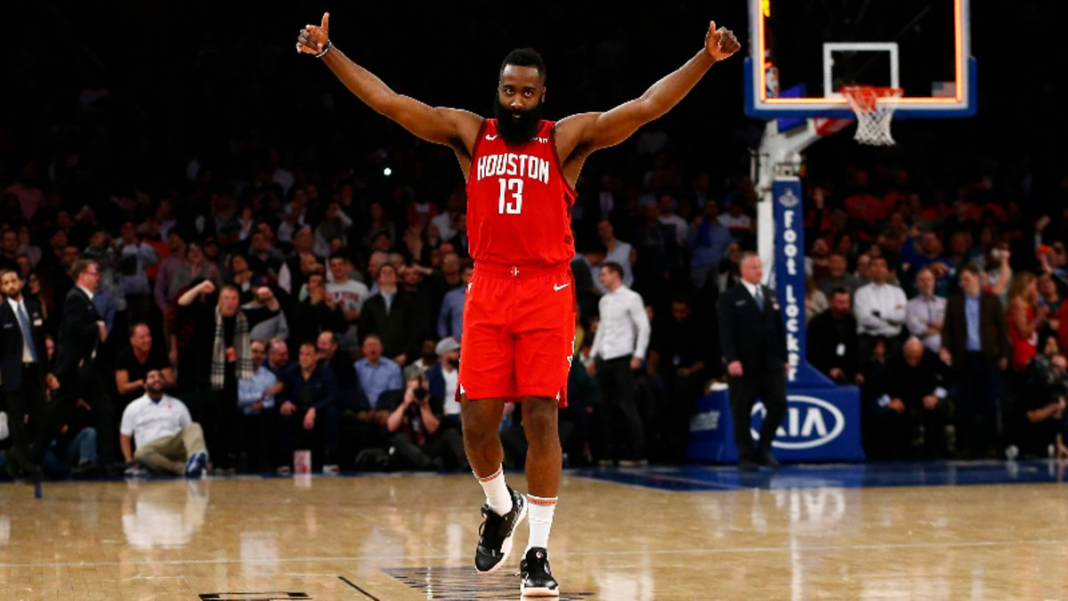 Friday's Best NBA Player Prop Bets: Can Harden Feast on the Nets? article feature image