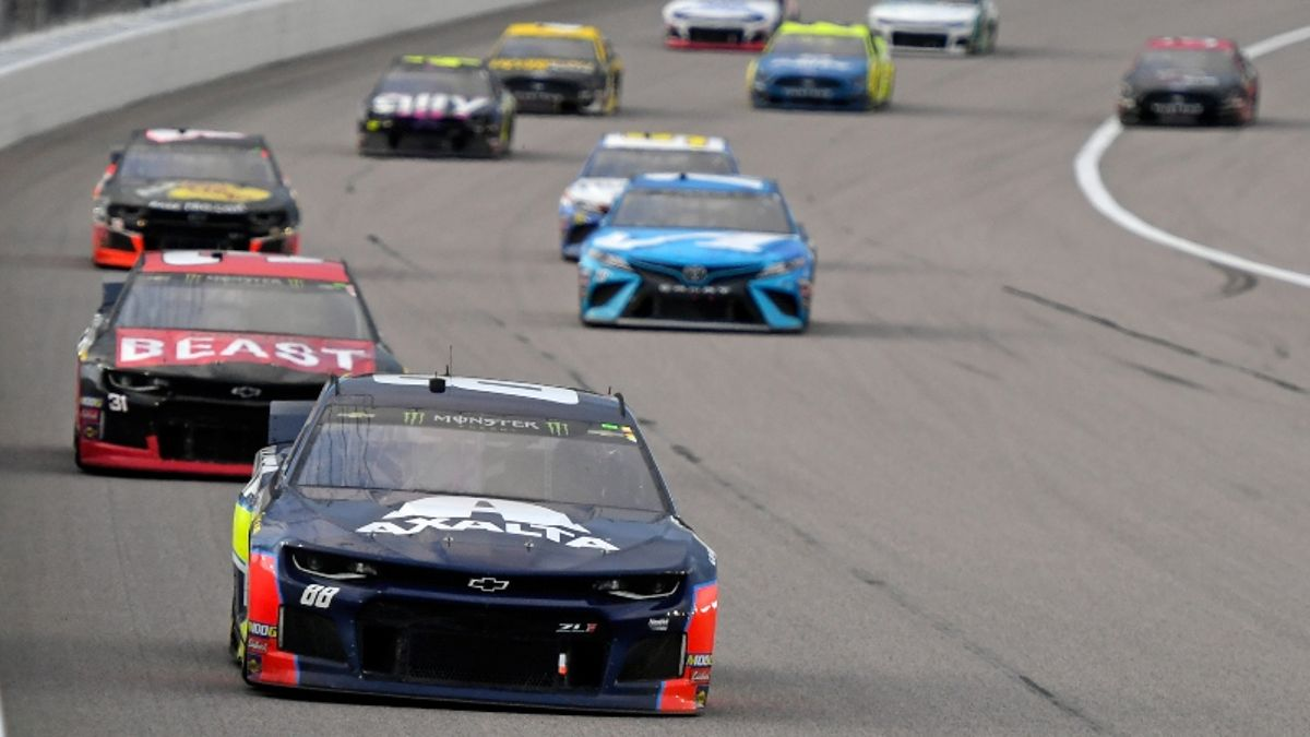 NASCAR at Kansas Odds, Pick: The 25-1 Driver to Bet Right Now article feature image