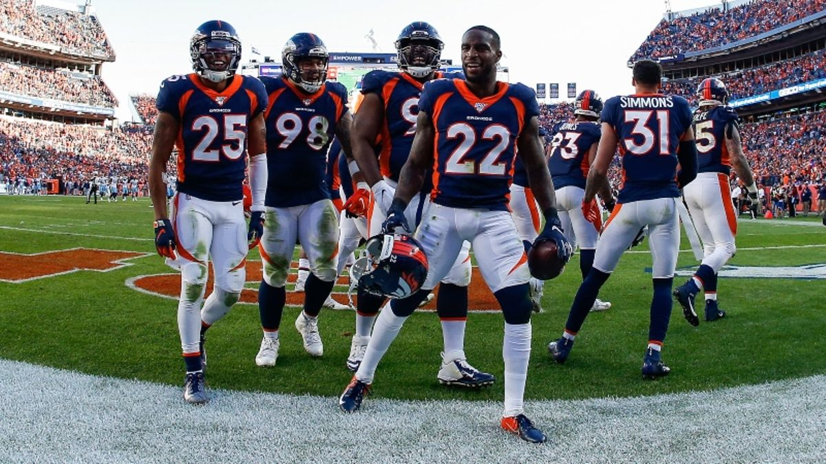 Are Pro Bettors Buying Back Chiefs vs. Broncos? article feature image