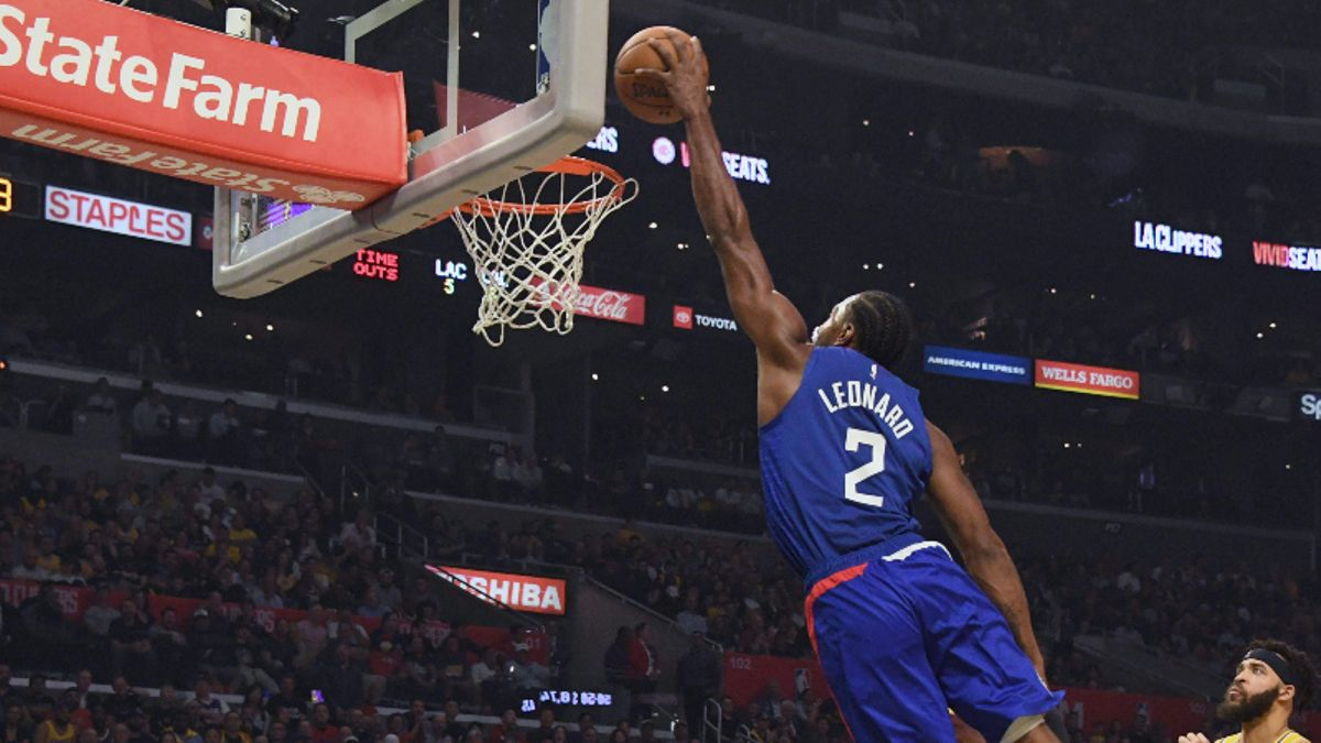 Thursday's Best NBA Player Props: Bet on Kawhi Leonard After Load Management? article feature image