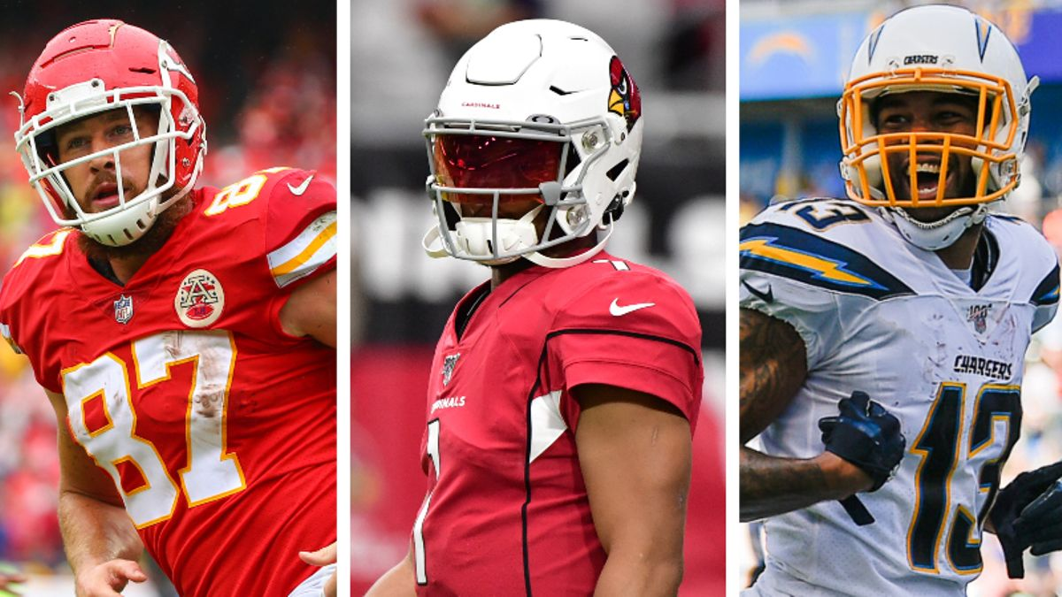Koerner's Week 5 Fantasy Football Tiers: Ranking Every QB, RB, WR, TE, More article feature image