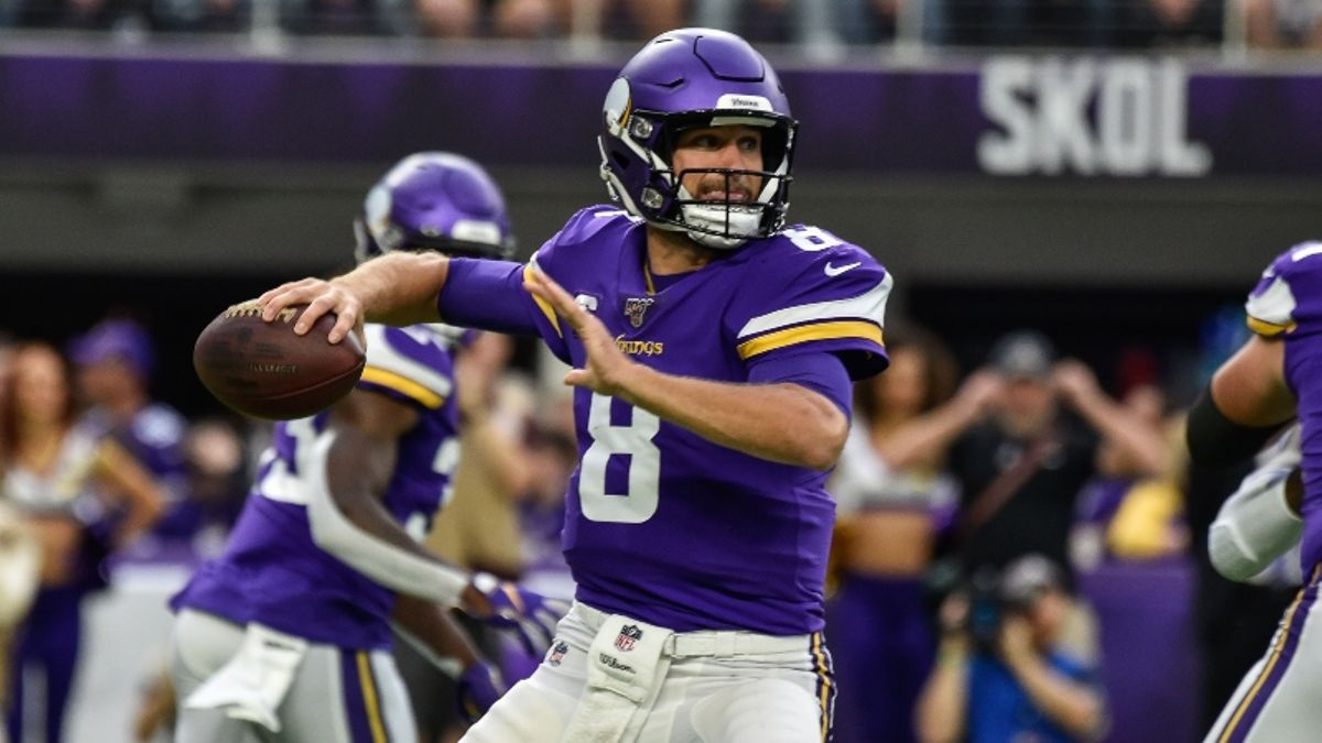 Vikings vs. Chiefs Betting Odds, Predictions & Picks (November 3, 2019) article feature image
