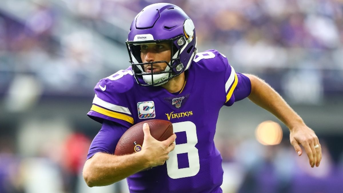 Vikings vs. Lions Betting Odds & Picks: Back Detroit As Home Underdog? article feature image