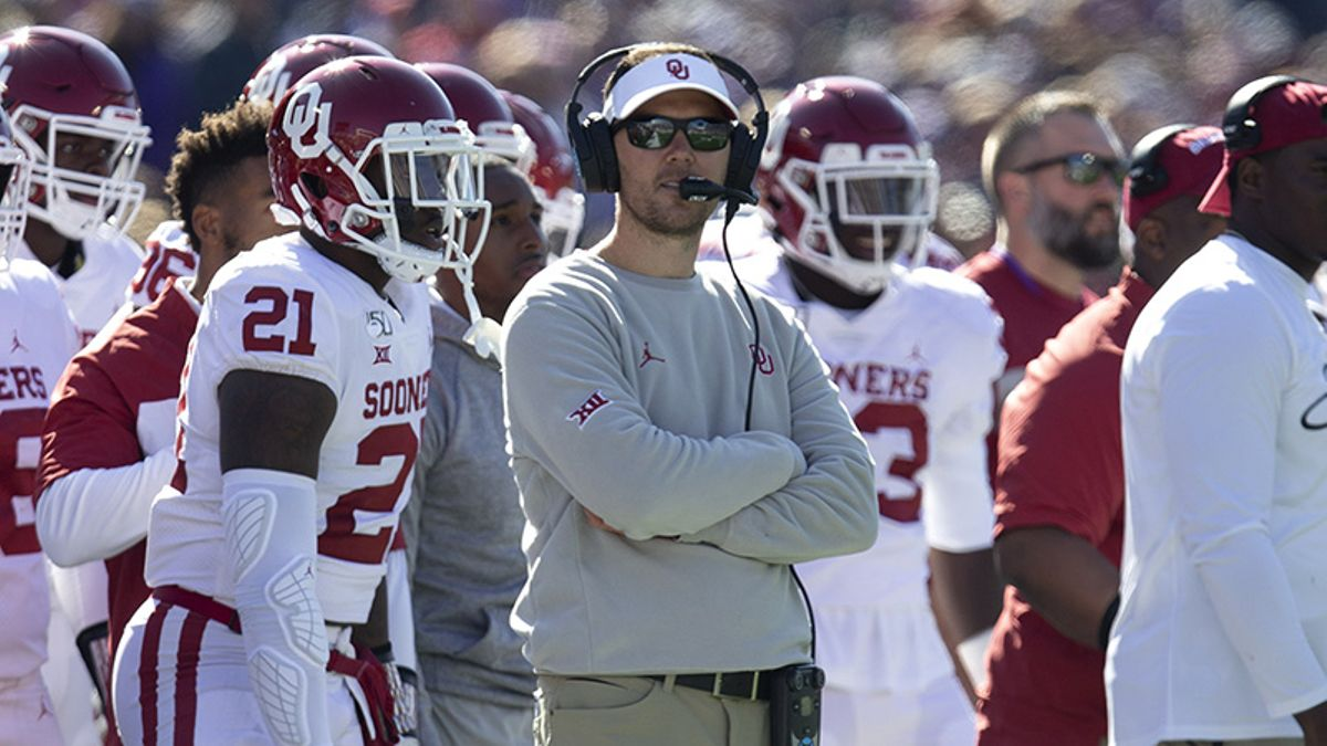 Rovell's Week 9 Betting Blog: Oklahoma's Loss a Massive Win for Sportsbooks article feature image