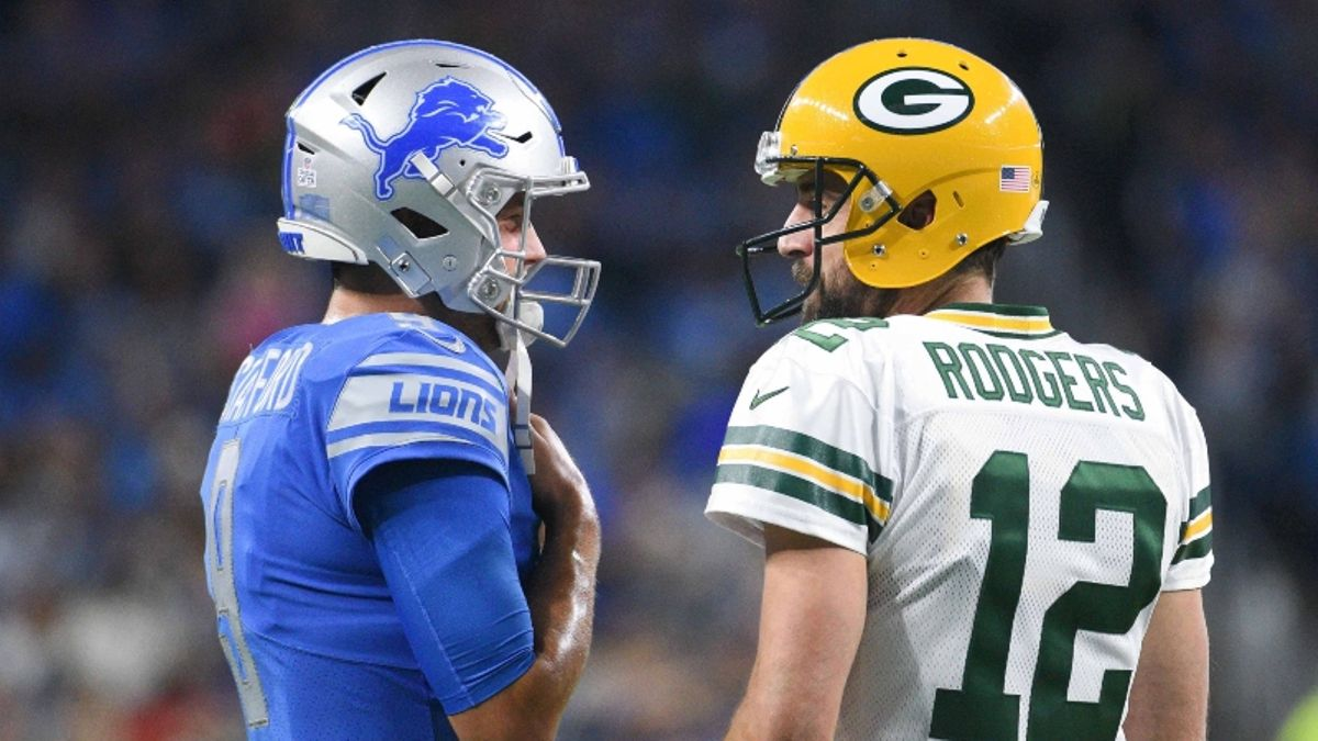 Lions vs. Packers Expert Picks: How to Bet This Monday Night Football Spread article feature image