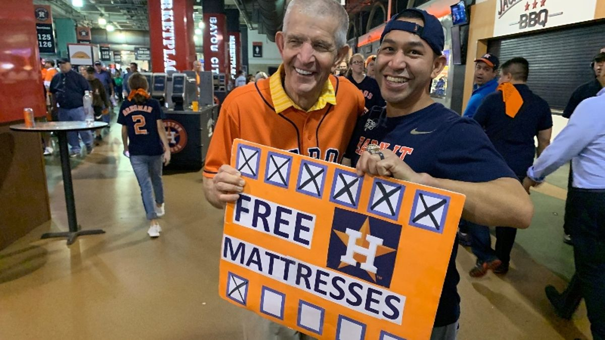 Tracking Mattress Mack's Month of Action: 30 Days & $13 Million in Bets article feature image