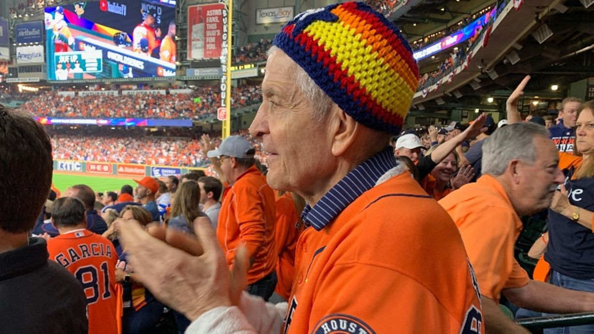 Rovell: Mattress Mack Has At Least $12M in Bets on the Line in World Series Game 7 article feature image