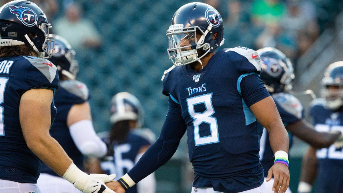 Bills vs. Titans Odds, Picks & Betting Predictions article feature image