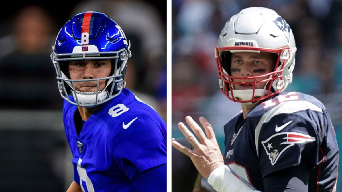 Giants vs. Patriots Betting Odds & Picks: Can Tom Brady & Co. Cover? article feature image