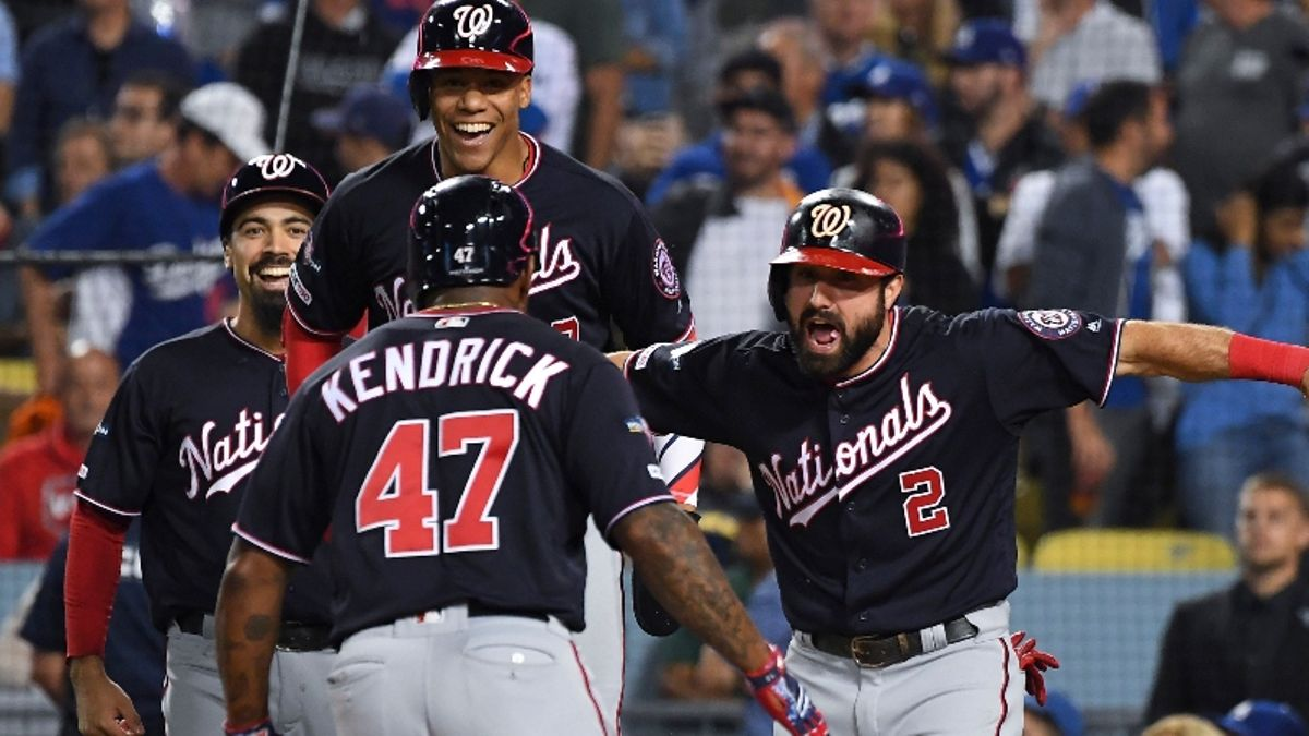 Cardinals vs. Nationals Betting Picks, Odds & Predictions: Is Game 1 a Must-Win for St. Louis? article feature image
