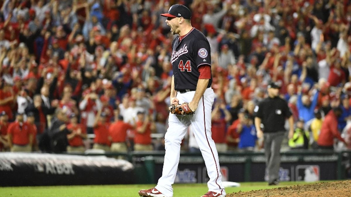 NLDS Game 5 Betting Guides: Picks, Model Projections and Analysis for Cardinals-Braves, Nats-Dodgers article feature image