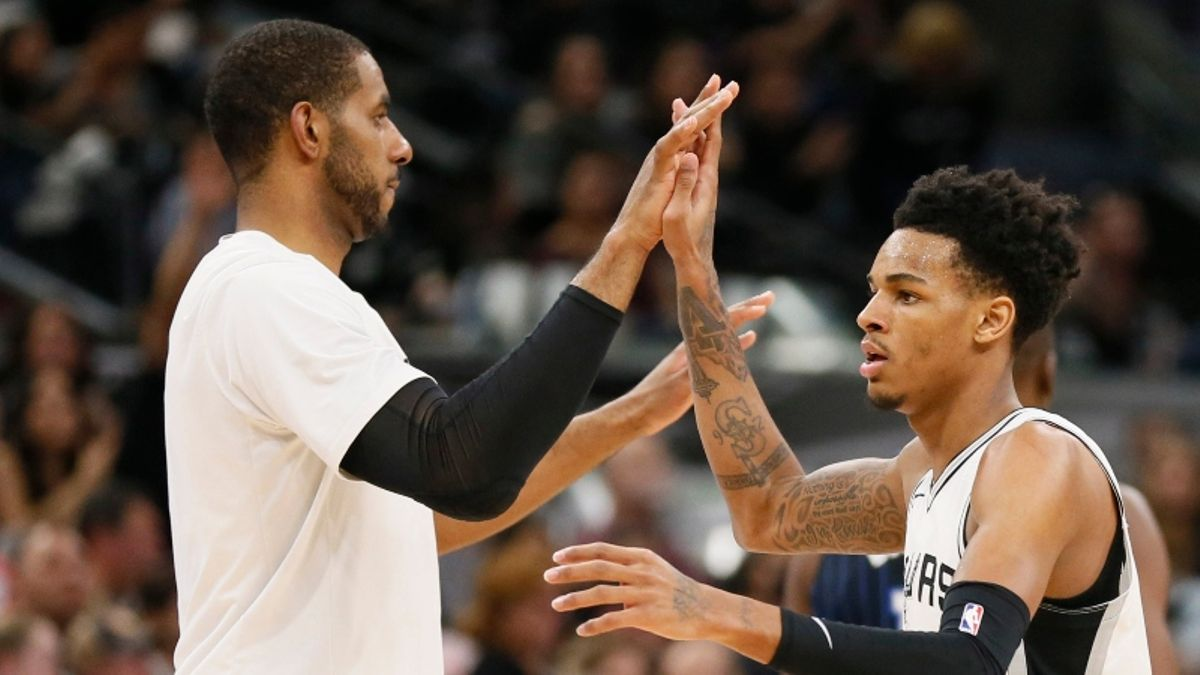 Thursday's Best NBA Player Props: How to Play LaMarcus Aldridge's, Dejounte Murray's Rebounds article feature image