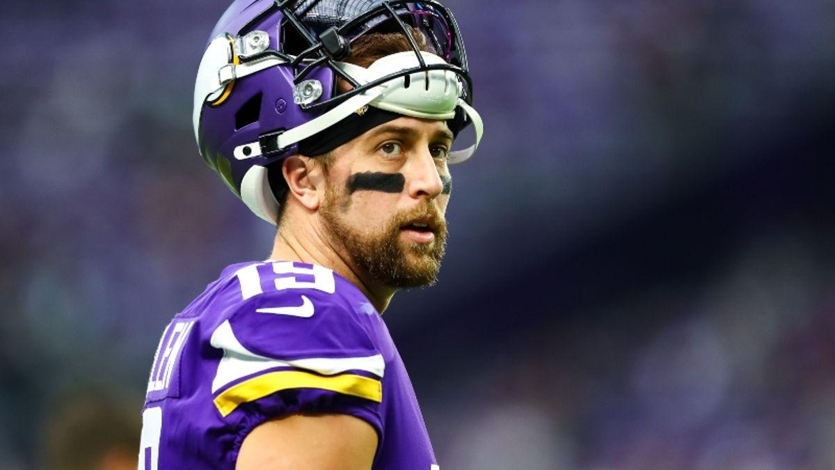 Week 8 NFL Injury Report: Adam Thielen, Kerryon Johnson & More Fantasy Football Injuries article feature image