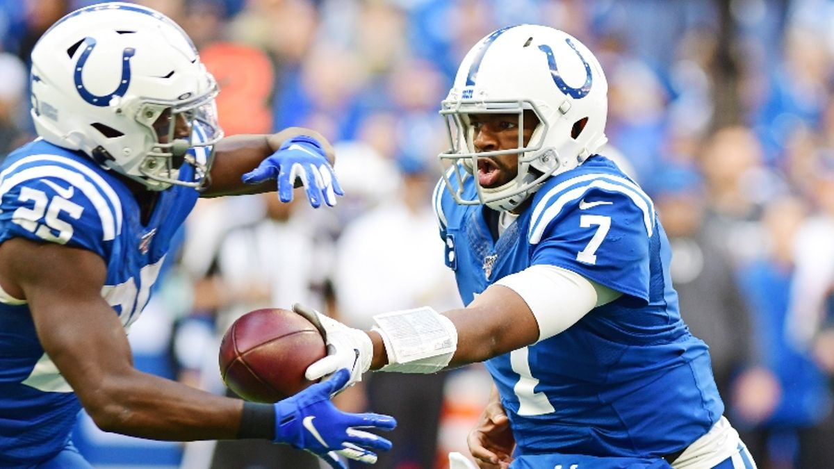 Colts vs. Steelers Betting Odds, Picks & Predictions article feature image