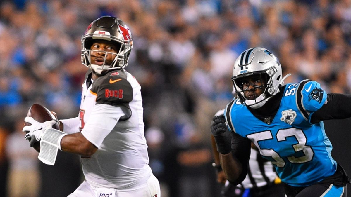 Panthers vs. Buccaneers Odds, Picks & Betting Predictions article feature image