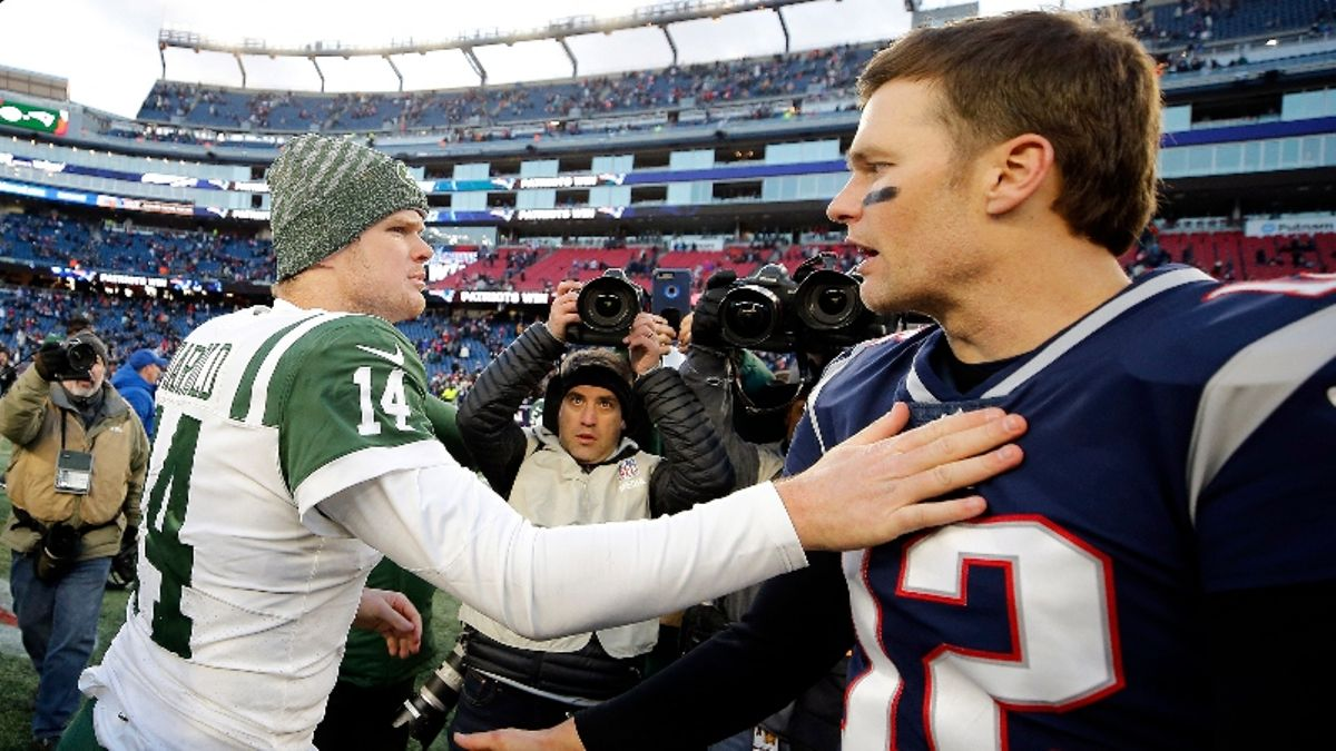 Patriots vs. Jets Odds & Picks: Can Sam Darnold and Co. Cover This Spread? article feature image