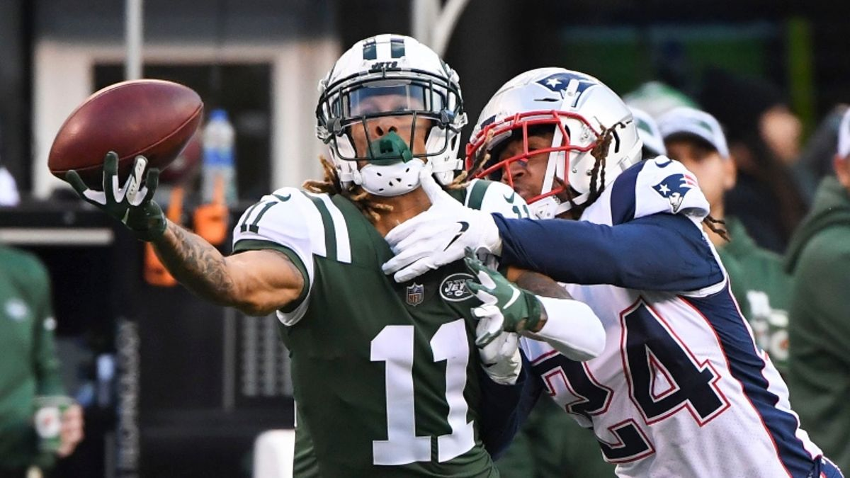Patriots vs. Jets Picks: How We're Betting Monday Night Football article feature image