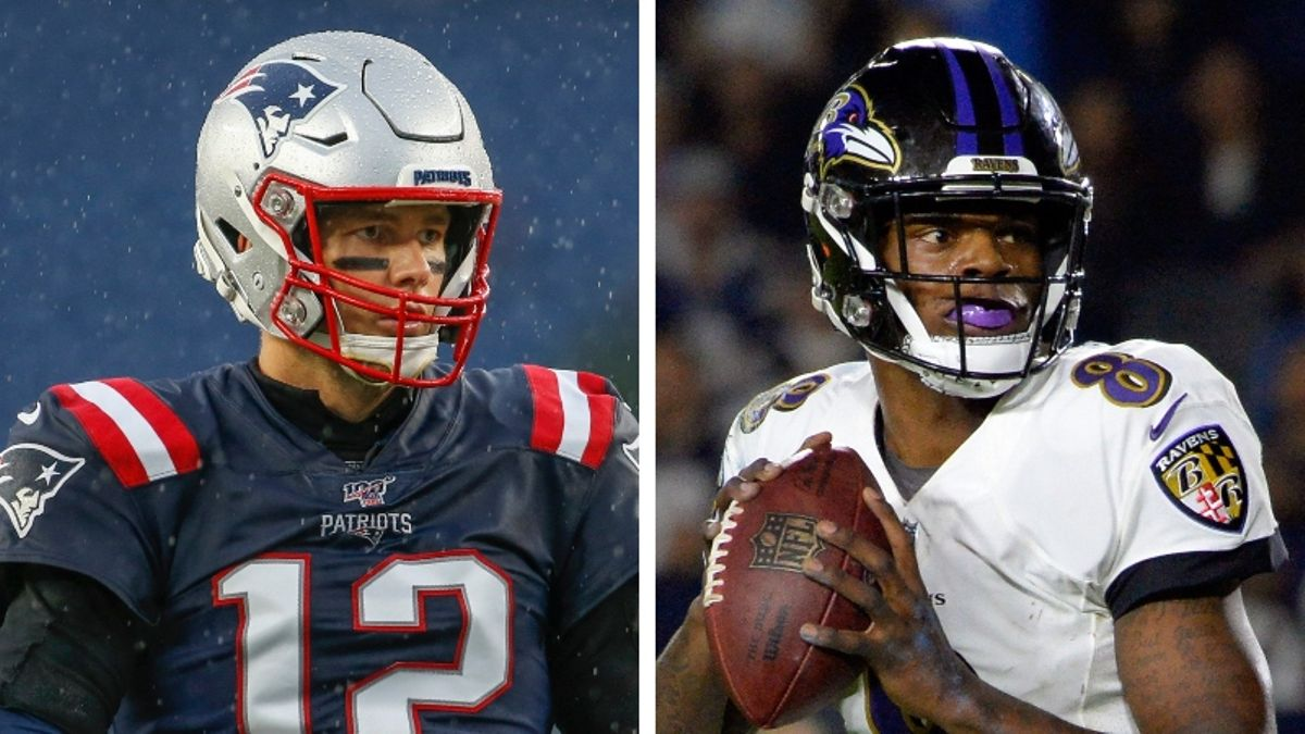 Patriots vs. Ravens Odds & Picks: Sunday Night Football Upset Brewing? article feature image