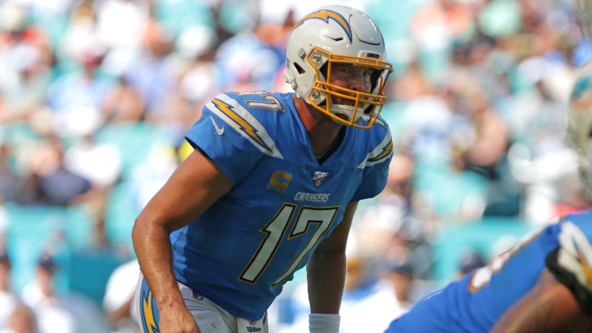 Chargers vs. Titans Odds & Picks: Should LA Really Be Favored? article feature image