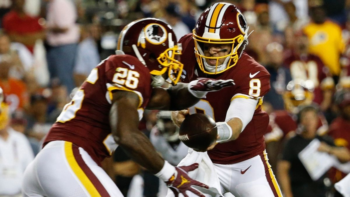 Redskins vs. Dolphins Sharp Report: Late Money Hitting Week 6's Ugliest Game article feature image