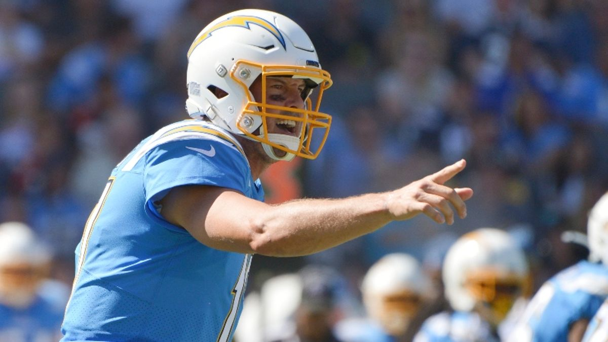 Chargers vs. Bears Betting Odds, Predictions & Picks (October 27, 2019) article feature image