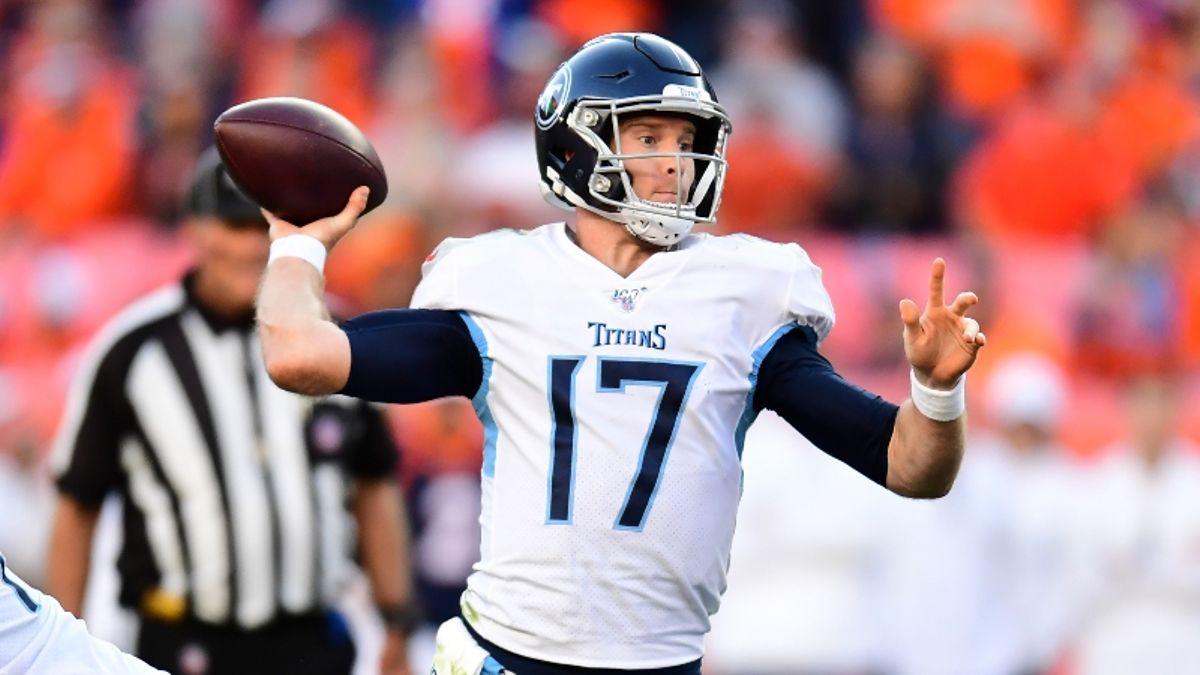 Chargers vs. Titans Odds: What Pro Bettors Expect From Ryan Tannehill article feature image