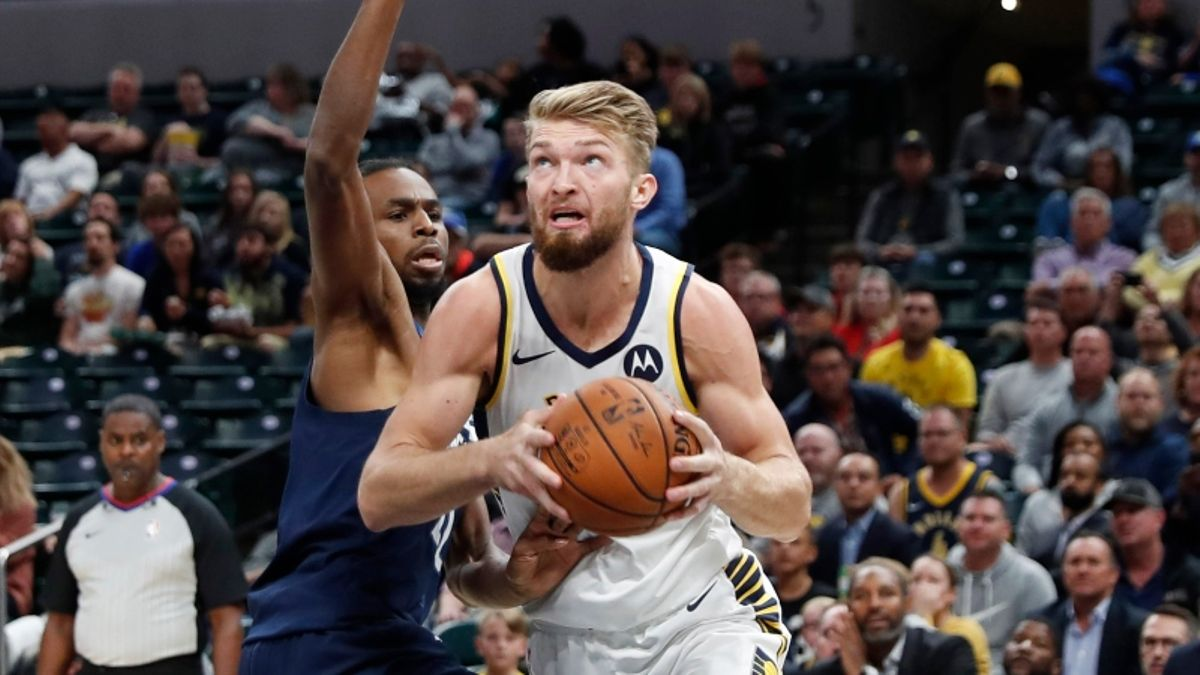 Moore: How the Domantas Sabonis Trade Rumors Could Impact Win Totals article feature image
