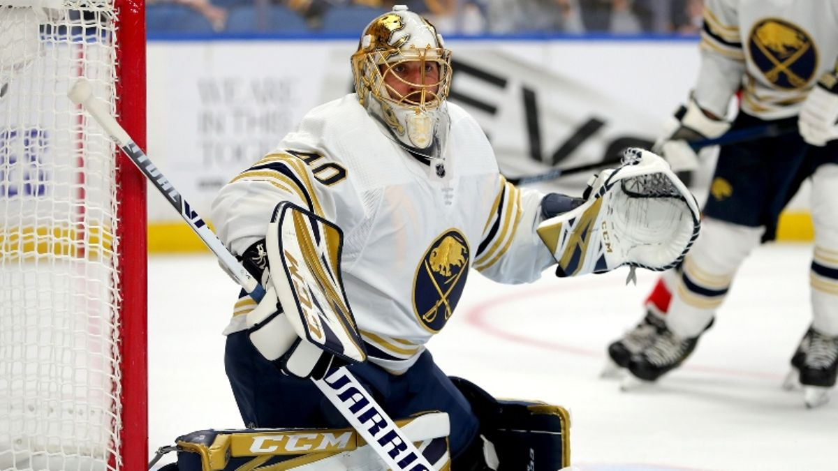 Sabres vs. Blue Jackets Odds, Pick: Will Buffalo Stay Unbeaten? article feature image
