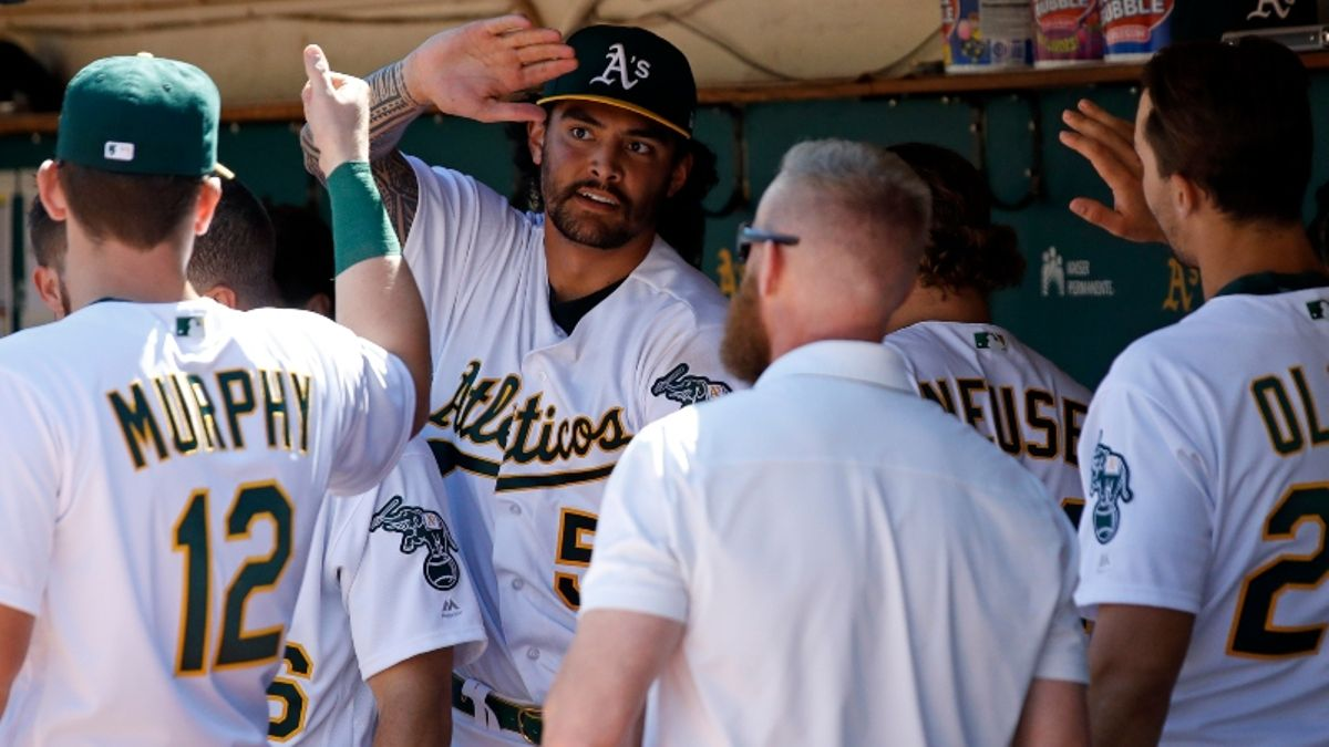 Rays vs. Athletics Sharp Report: How Pros Are Doubling Down on AL Wild Card Game article feature image