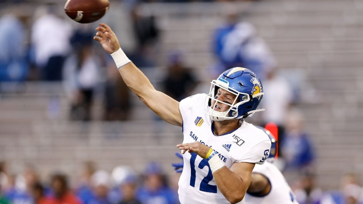 San Jose State vs. New Mexico Betting Odds, Pick: How to Bet this Rising Total? article feature image