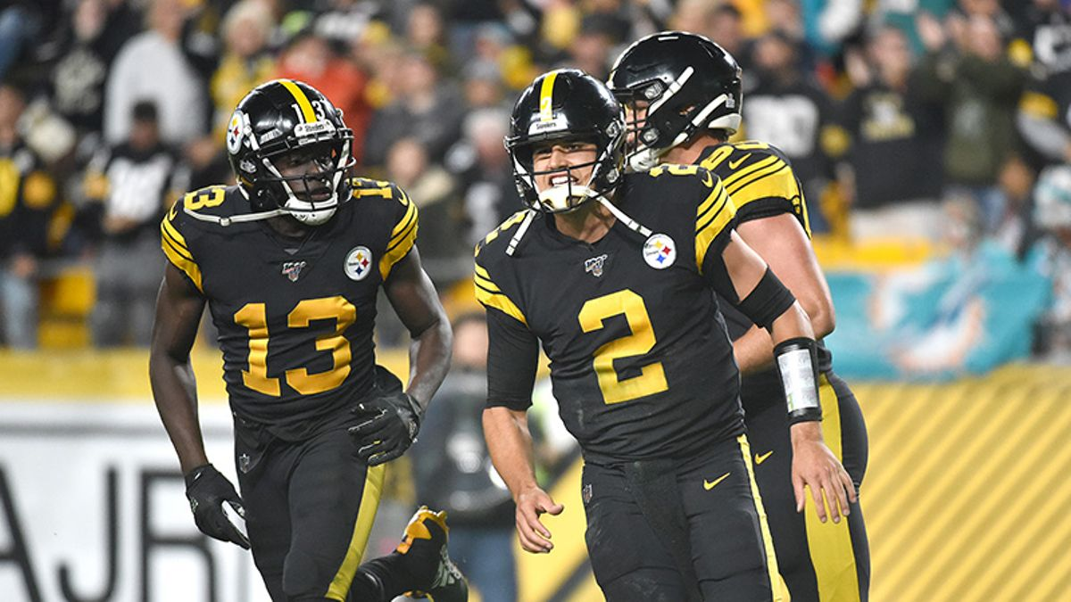 Rovell's Week 8 NFL Blog: Bettor Survives $100K Scare With Steelers Comeback article feature image