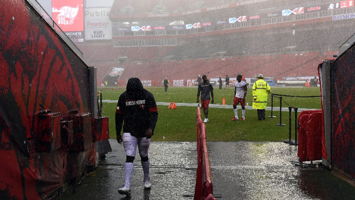 Panthers vs. Buccaneers Weather Forecast: Winds Will Be Whipping in London article feature image