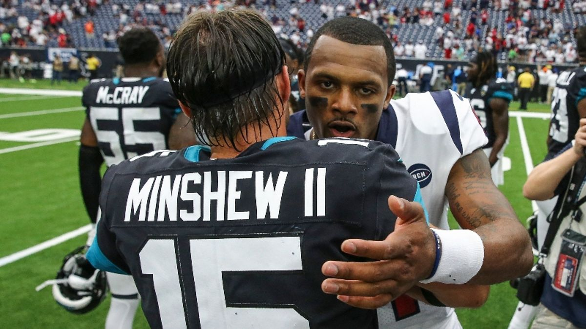 Texans vs. Jaguars Odds, Picks & Betting Guide: Are Deshaun Watson & Co. Worth a Bet? article feature image