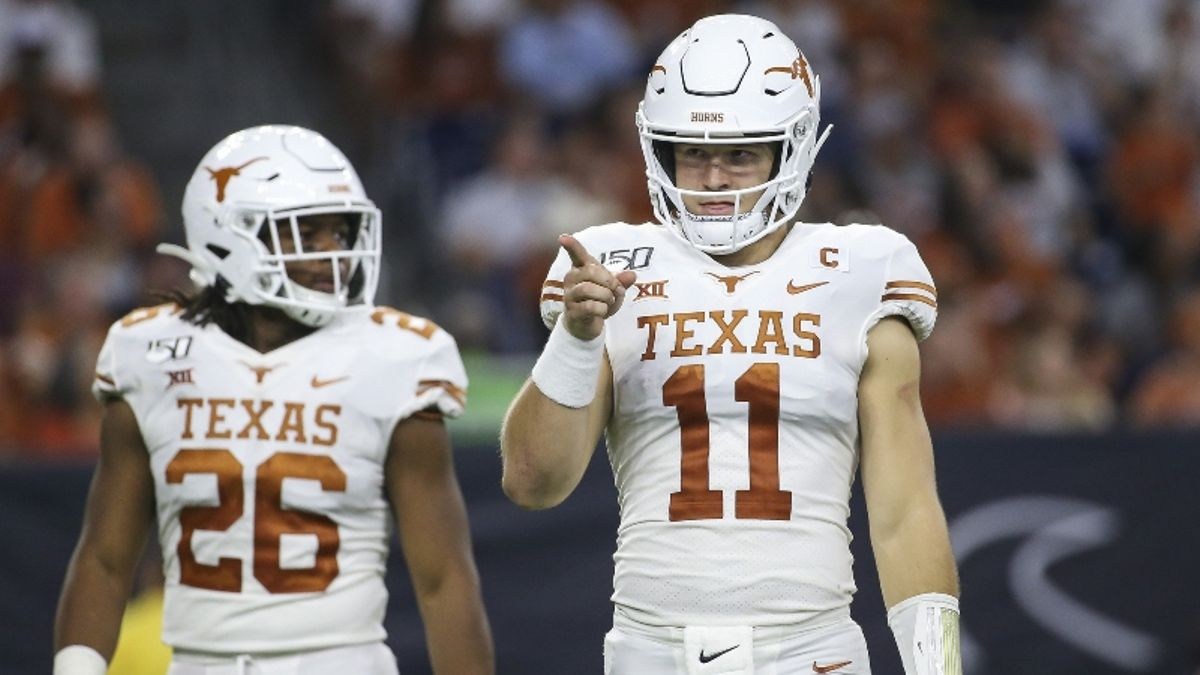 Texas vs. West Virginia Betting Picks & Odds: Expect a Longhorns Rout? article feature image