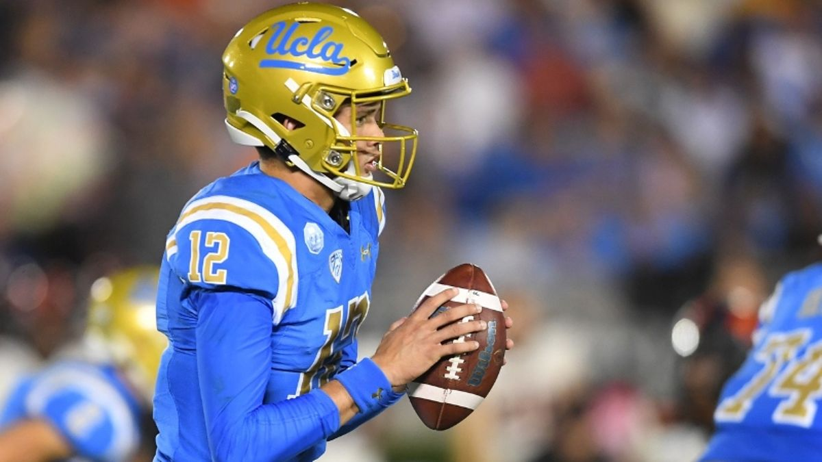 Thursday's College Football Betting Picks & Odds for Louisiana-Arkansas State, UCLA-Stanford article feature image
