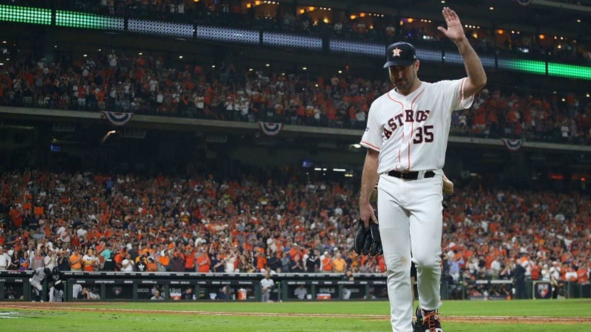 Astros vs. Yankees ALCS Game 5 Betting Odds, Picks & Predictions: Will Houston Clinch World Series Berth? article feature image