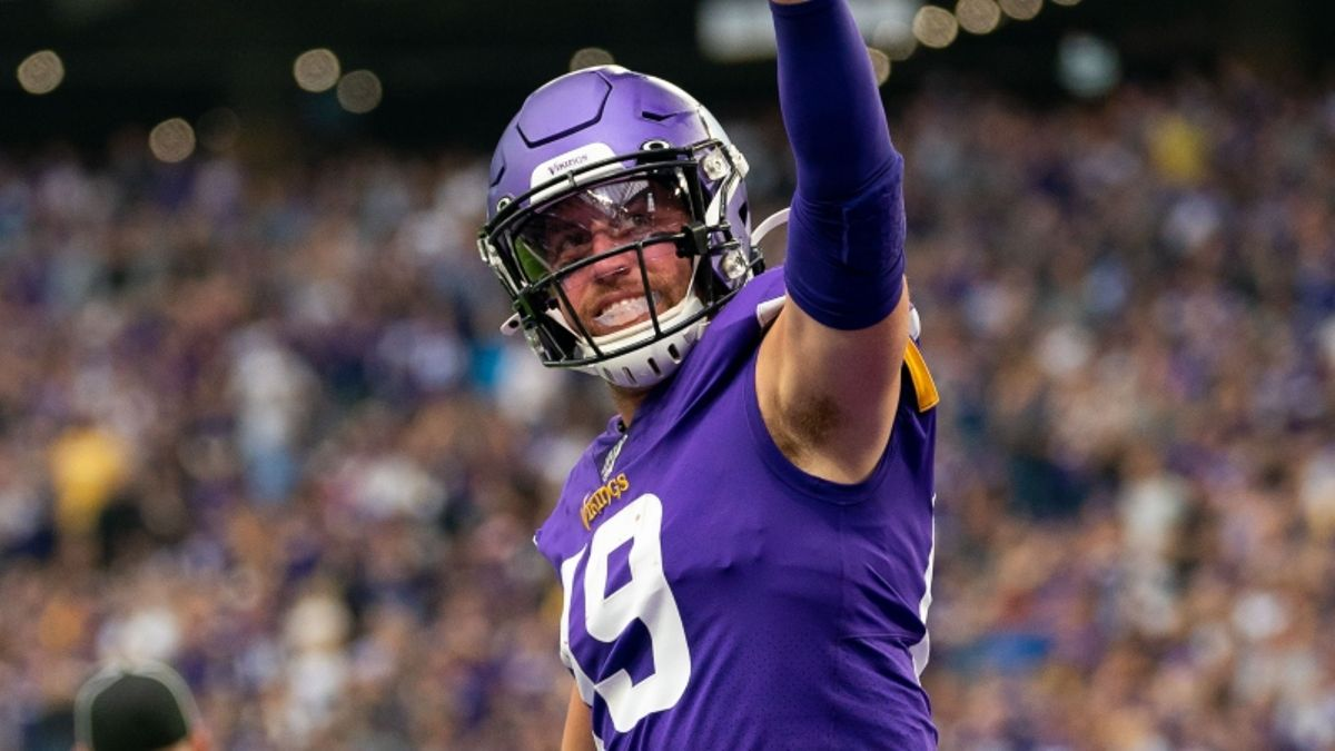Vikings vs. Giants Betting Odds & Picks: What to Expect from Minnesota's Offense article feature image