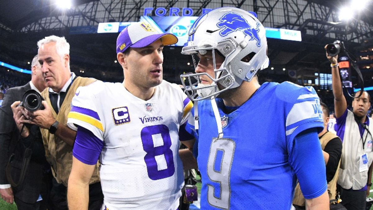 Vikings vs. Lions Odds, Picks & Betting Predictions article feature image