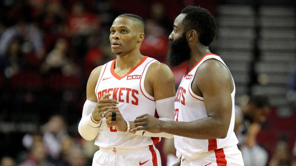 NBA Sharp Report: Rockets vs. Nets Historic Over/Under Among Friday's Top Pro Bets article feature image